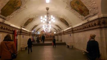 Stație de metro