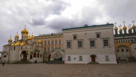 Catedralele din interiorul Kremlinului