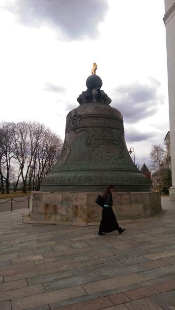 Clopotul Țarului, Kremlin