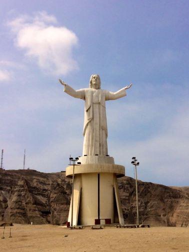 Lima, Cristo del Pacifico