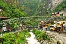 Satul Machu Picchu