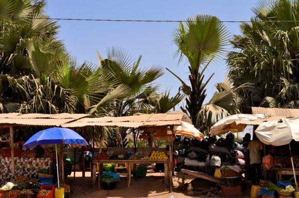 Intalnirea femeii Gambia.