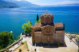 Sveti Naum, Ohrid