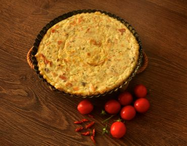 quiche somon