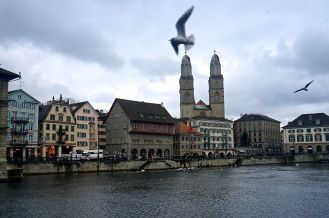 Marea Catedrală, Zurich