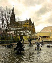 Fântâna Tinguely, Basel