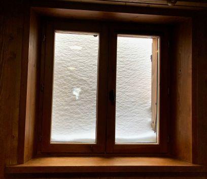 Zapada la fereastra